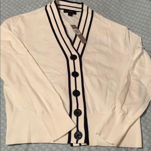 Jcrew lightweight cardigan
